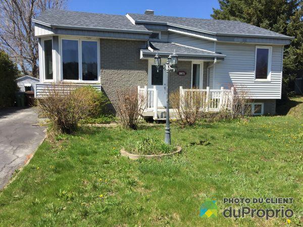 3871, rue Auguste-Dubuc, Sherbrooke (Jacques-Cartier) à vendre