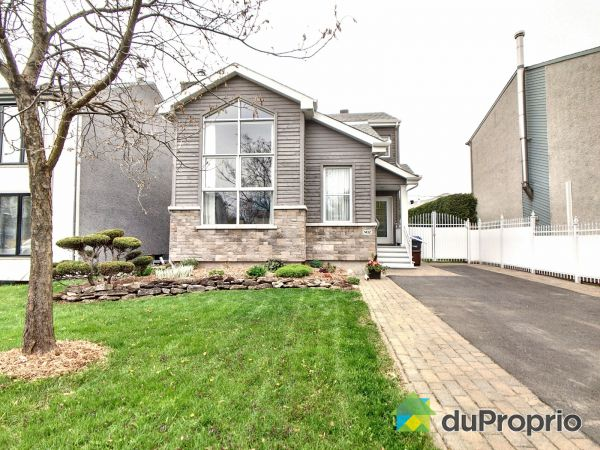 1432 rue Labrie, Longueuil (Vieux-Longueuil) for sale