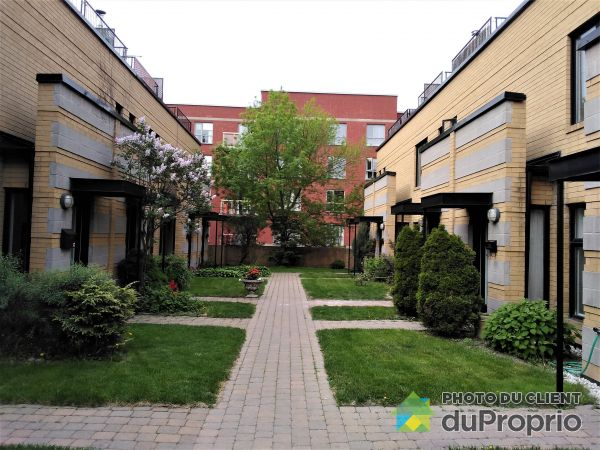 Overall View - 306 allée Glendale, Outremont for sale