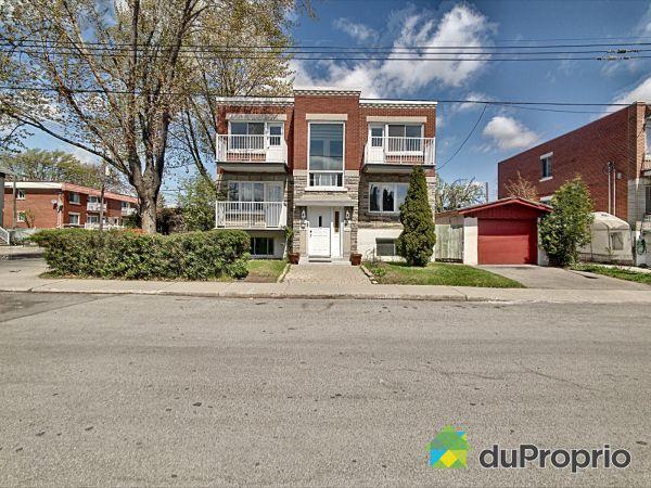 10855, avenue Georges-Pichet, Montréal-Nord à vendre