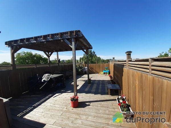 Roof terrace - 5337 4e Avenue, Rosemont / La Petite Patrie for sale