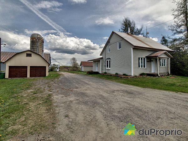 Garage - 3030, rang Saint-Sauveur, Fortierville à vendre