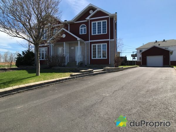 Overall View - 820 rue André-Garand, Pintendre for sale