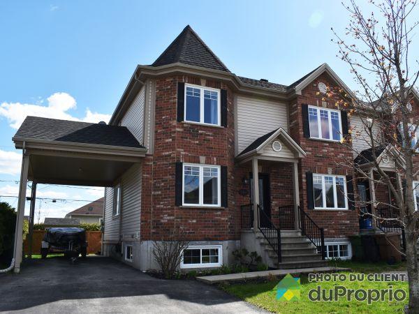 1386, rue Marcel-Marcotte, Sherbrooke (Rock Forest) à vendre