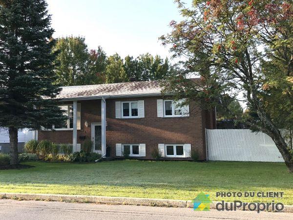 515 rue Dupré, Chicoutimi (Chicoutimi-Nord) for sale
