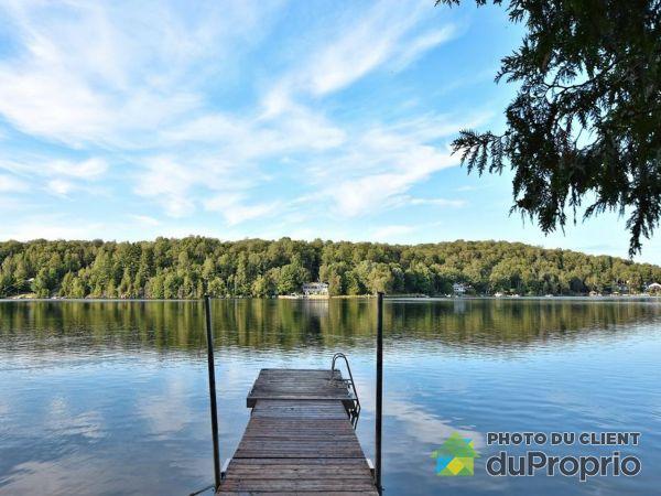 Lake - 438 rue de l'Hirondelle, St-Calixte for sale