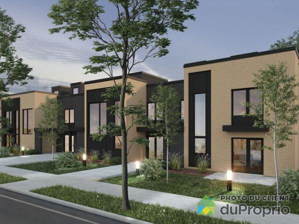 111 avenue St-Cyr - Projet MTL-Est - Par Groupe Evex, Pointe-Aux-Trembles / Montréal-Est for sale