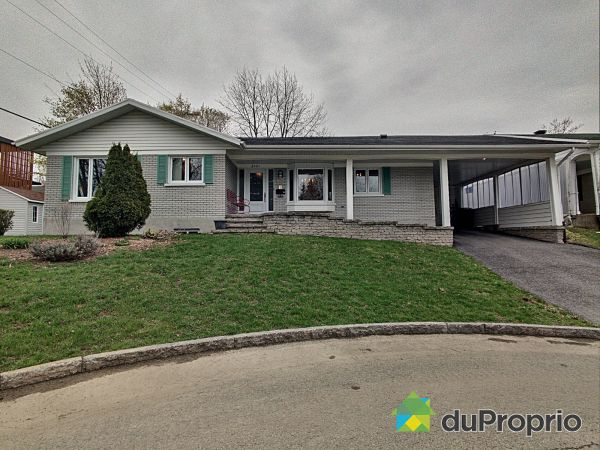 2001 avenue Chapdelaine, Ste-Foy for sale