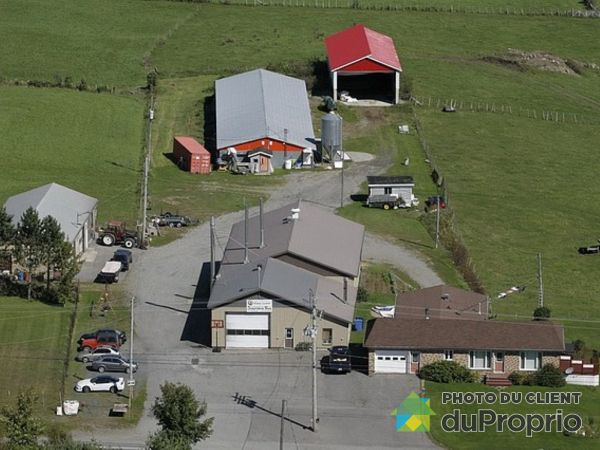 Aerial View - 73 Route 275 Nord, Frampton for sale