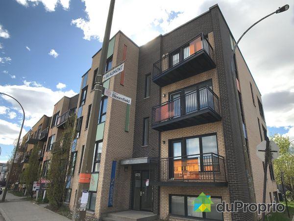 6-675 avenue Beaumont, Villeray / St-Michel / Parc-Extension for sale
