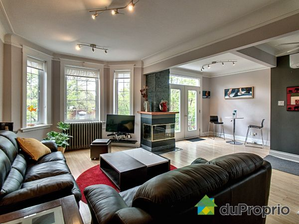 Living Room - B-751 avenue Outremont, Outremont for sale