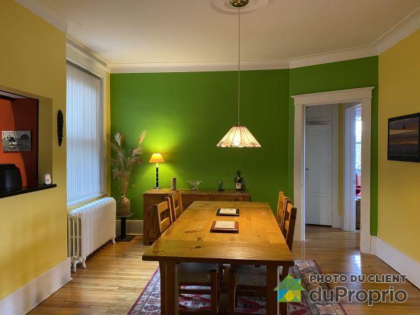 Salle à manger - 16-1470, avenue Bernard, Outremont à vendre
