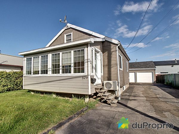 529, rue Hébert, Salaberry-De-Valleyfield à vendre