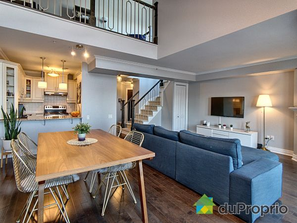 Living / Dining Room - 402-500 rue de l'Île-Bellevue, L'Ile-Perrot for sale