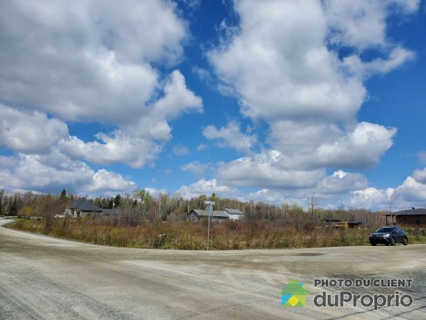 Overall View - rue des Outardes, St-Denis-De-Brompton for sale
