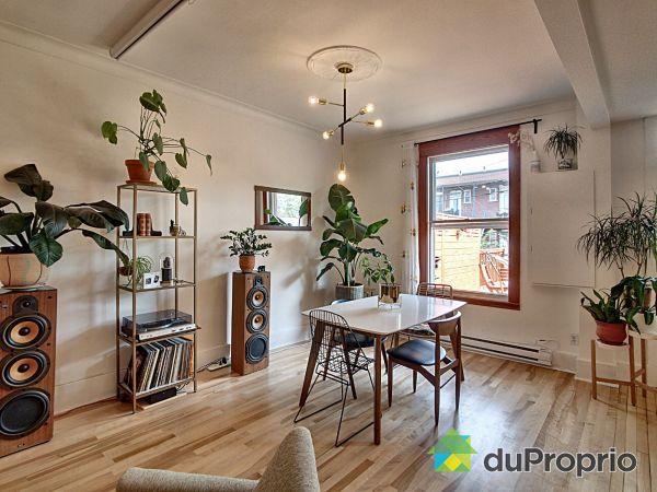Open Concept - 8183 rue Foucher, Villeray / St-Michel / Parc-Extension for sale