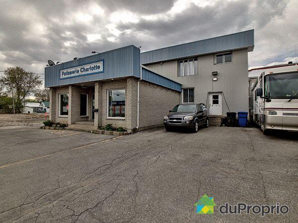 Atelier - 782-784, rue de Lanaudière, Joliette à vendre