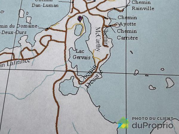 Accès au lac - 28B-5, chemin Basketong, Grand-Remous à vendre