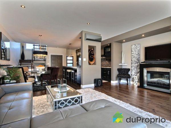 Living / Dining Room - 339 rue des Pionnières-de-Beauport, Beauport for sale