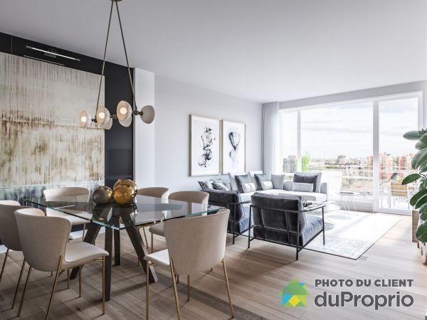 Marquise Condos - Unité 703 - 3653, avenue Jean-Beraud, Chomedey à vendre
