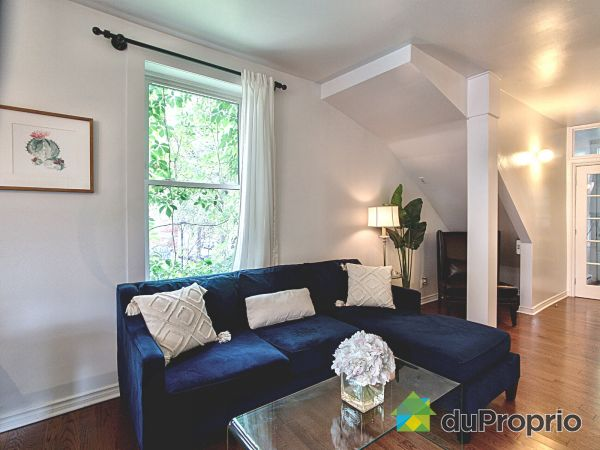 Living Room - 779 avenue Walker, Le Sud-Ouest for sale