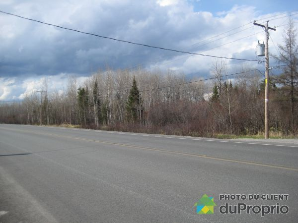 Lot - 2482 Route 111 Ouest, Amos for sale