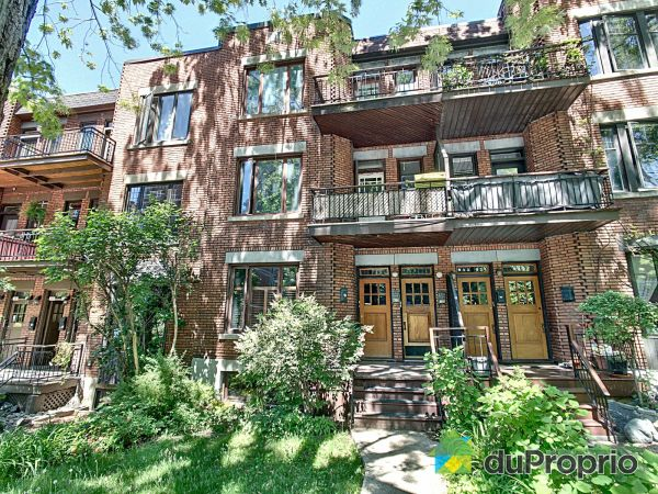 935-939, avenue Rockland, Outremont for sale