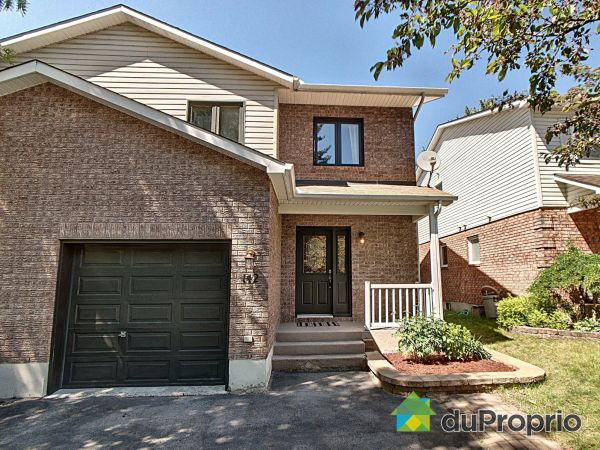Property sold in Gatineau (Hull)