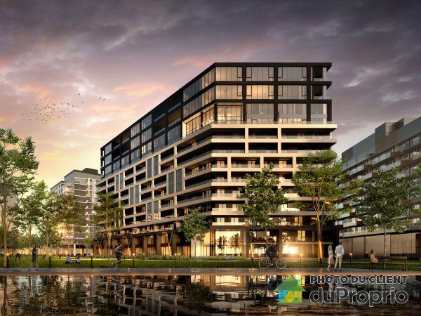Oria Condominiums - Unité B5.2V, Brossard à vendre