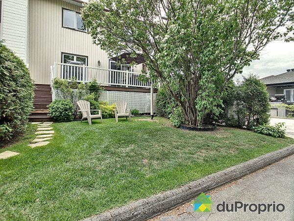 Backyard - 1417 rue Laflèche, Sherbrooke (Mont-Bellevue) for sale