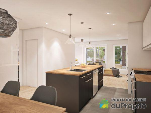 Lot 940536-20SV0337- 1927 rue Jalobert - Projet Jalo - Par Construction SR, Limoilou à vendre