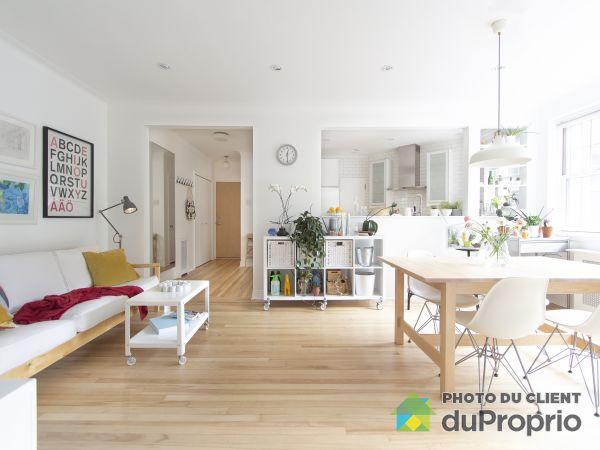 Living / Dining Room - 405-3465 avenue Ridgewood, Côte-des-Neiges / Notre-Dame-de-Grâce for sale