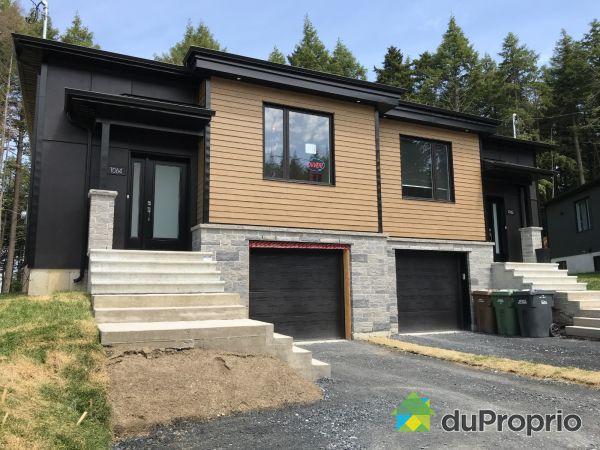 rue Chalmers - Modèle le Diamant - Secteur Carré Belvédère - Par Construction RPLH, Sherbrooke (Mont-Bellevue) à vendre