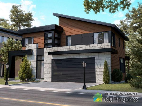 chemin du Boisé - Modèle F - Quartier Exalt - Par Constrobourg, Lac-Beauport à vendre