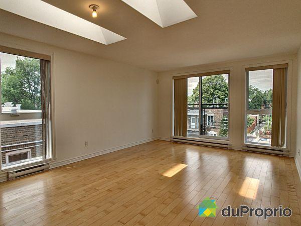 Living / Dining Room - 8-5404 16e avenue, Rosemont / La Petite Patrie for sale