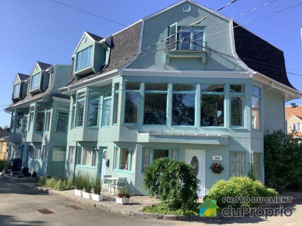 1691, avenue des Voiliers, Sillery à vendre