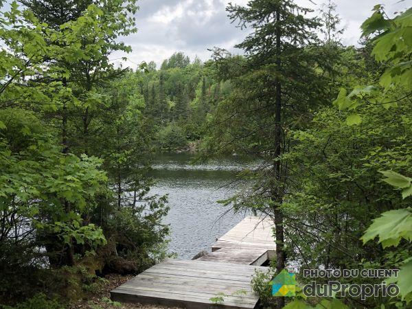 Accès au lac - chemin des Sommets-du-Nord, Wentworth-Nord à vendre