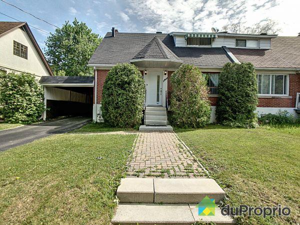 11915, boulevard O'Brien, Ahuntsic / Cartierville à vendre