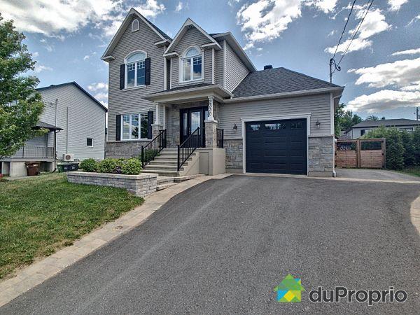 2330, rue des Pommiers, Sherbrooke (Fleurimont) à vendre