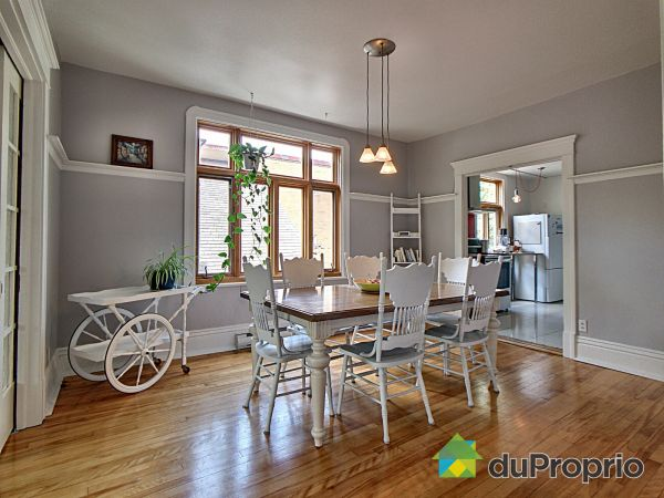 Salle à manger - 833, avenue de Lévis, Montcalm à vendre