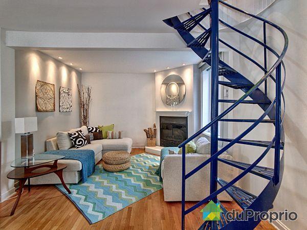 Living Room - 1379 Boulevard de Maisonneuve E, Ville-Marie (Centre-Ville et Vieux Mtl) for sale
