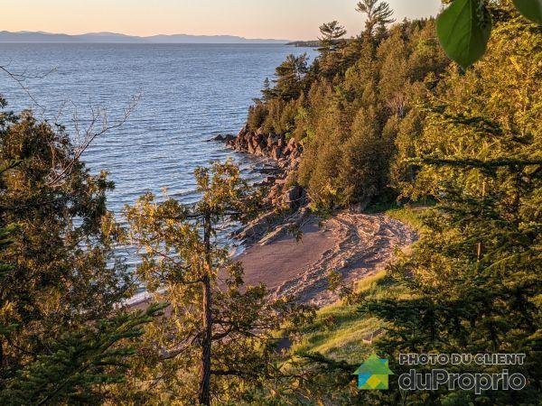 River view (St. Lawrence) - avenue de Gaspé Est, St-Jean-Port-Joli for sale