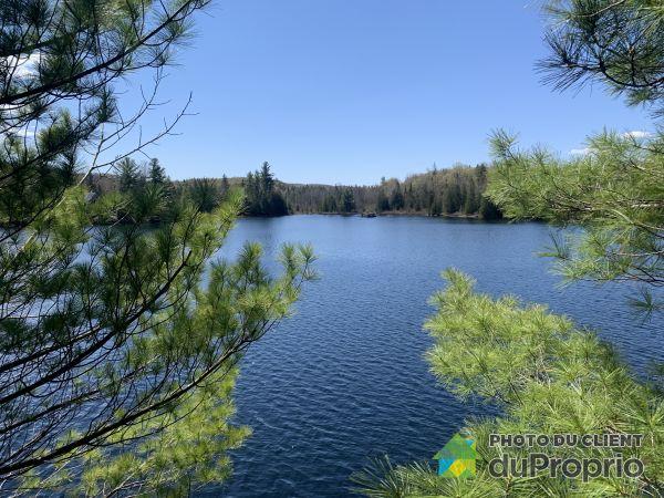 Vue sur le lac - 13, chemin de la Loutre, Val-Des-Monts (St-Pierre-de-Wakefield) à vendre