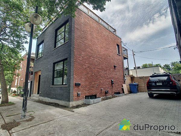 8449, rue Saint-André, Villeray / St-Michel / Parc-Extension à vendre