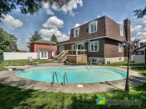 455-457, rue Saint-Georges, Drummondville (Drummondville) à vendre