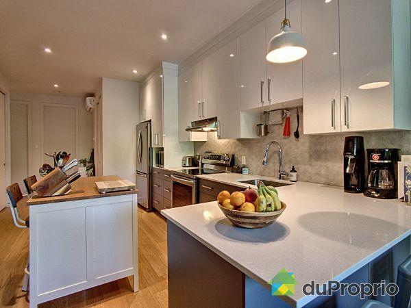 Kitchen - 7121 rue Marquette, Rosemont / La Petite Patrie for sale