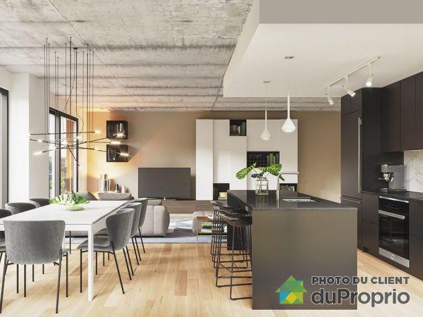 1551 rue des Bassins - unité 4 ½ - Noca Condos, Griffintown for sale
