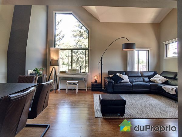Living Room - 5004 rue Dickson, Rosemont / La Petite Patrie for sale
