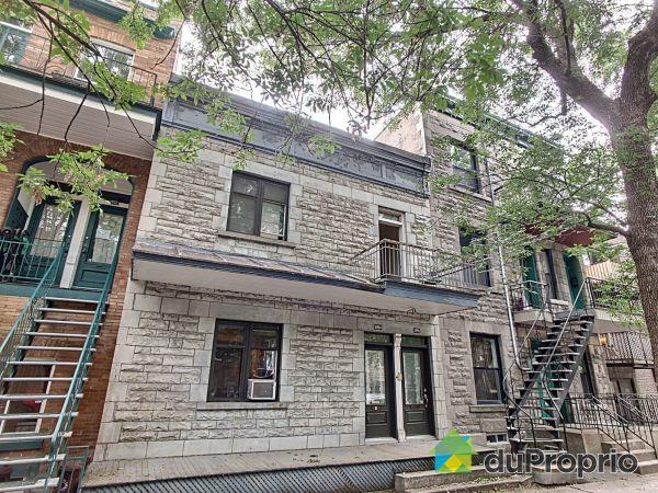 3854-3856, rue de Mentana, Le Plateau-Mont-Royal for sale