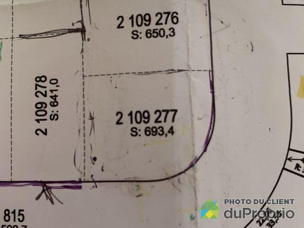 Carte - , terrasse Lemay, St-Eustache à vendre